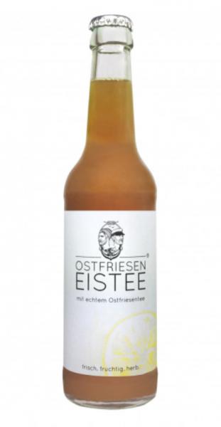 Ostfriesen Eistee - mit echtem Ostfriesentee | 0,33l
