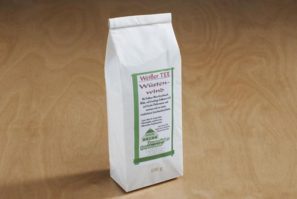 Wüstenwind weißer Tee 100g