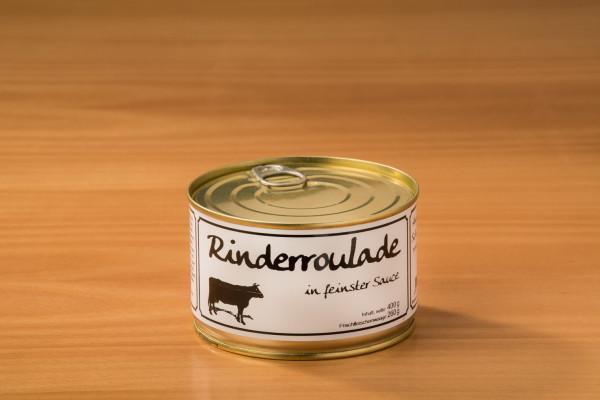 Rinderroulade in feinster Sauce 400g