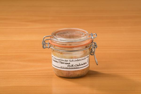 Enten-Terrine mit Calvados 180g