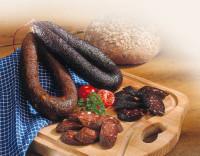 Hausgemachte Rotwurst im Ring | Stück ca. 250g