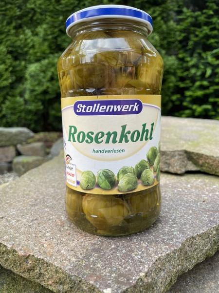 Rosenkohl im Glas 660g