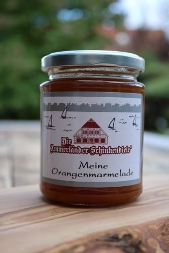 Meine Orangen-Marmelade im Glas | 250g