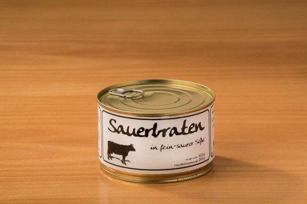 Sauerbraten in fein-saurer Soße 400g