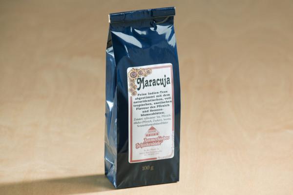 Maracuja Tee, aromatisierter Schwarztee