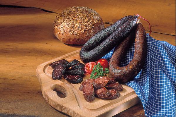 Hausmacher Leberwurst im Ring | ca. 210g