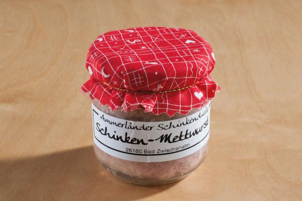 Schinken-Mettwurst im Glas | 160g