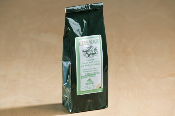 Kleiner Drache Tee, aromatisierter Grüntee