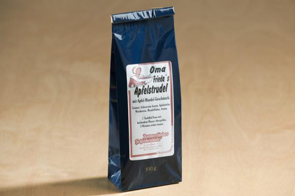 Oma Frieda´s Apfelstrudel Tee, aromatisierter Schwarztee