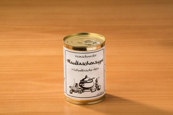 Maultaschensuppe -Schwäbische Art- 400g