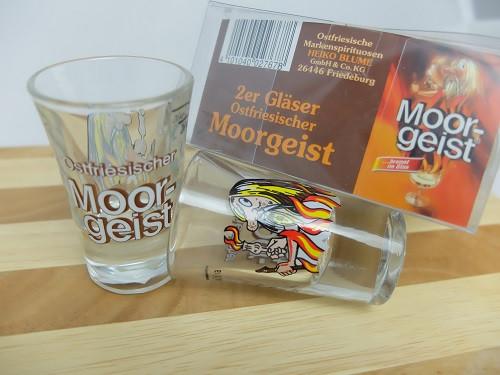 Moorgeist - Gläser 2er