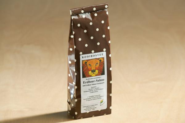 Rooibusch Erdbeer-Sahne Tee