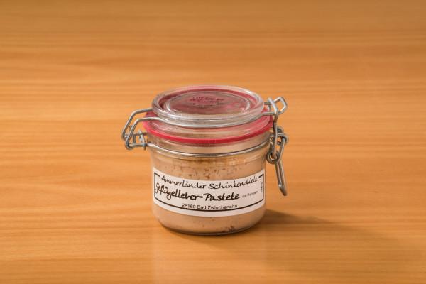 Geflügelleber-Pastete mit Portwein 180g