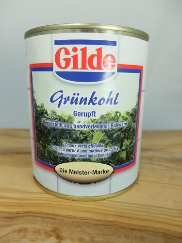 GILDE Grünkohl | 800g Dose