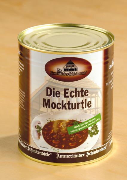 Die echte Ammerländer Mockturtle-Suppe