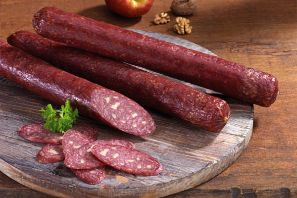 Leckere Walnuss-Salami | ca. 380g