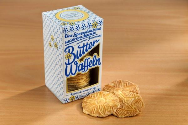 Butter-Waffeln, 150g Packung