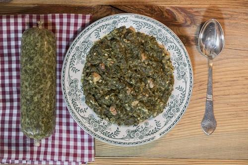 Original Ammerländer Grünkohl im Schlauch – wenig Arbeit, viel Geschmack! ca. 500g