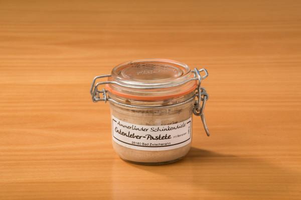 Entenleber-Pastete mit Steinpilzen 180g
