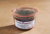 Frische Bauern-Rotwurst im Weckglas | 250g