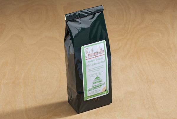 Frühlingsblüten Tee, aromatisierter Grüntee