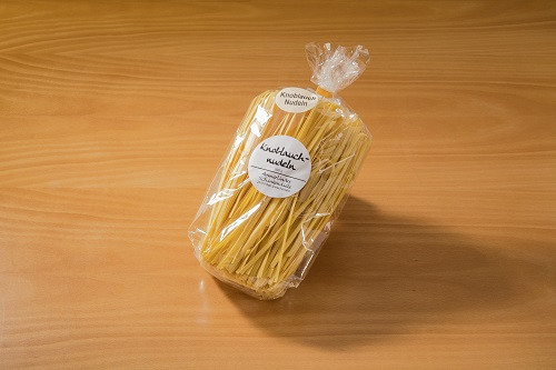 Knoblauch-Nudeln 500g