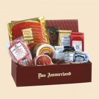Schinken-Wurst-Tee-Präsent Ammerland -Rot- Nr. 36