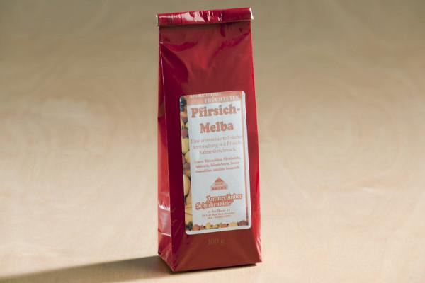 Pfirsich-Melba Früchtetee