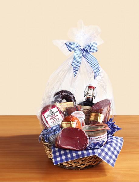 Geschenkkorb Nr. 3 Bad Zwischenahn Mit Wurst & Schinken