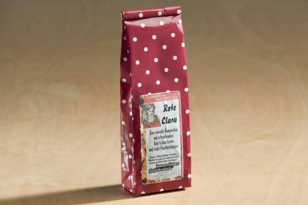 Rote Clara Tee