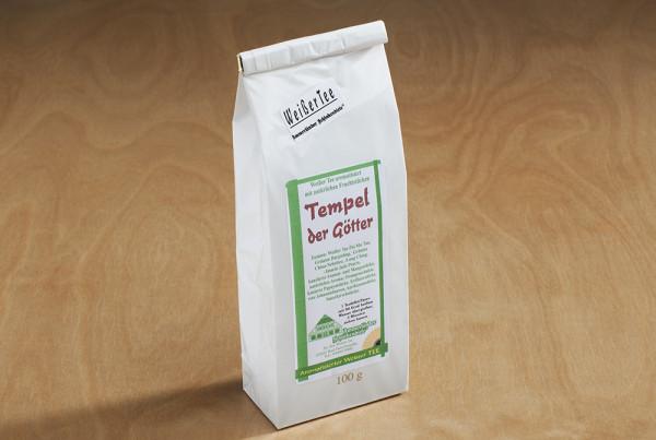 Tempel der Götter, Weißer Tee