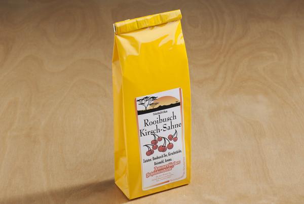 Rooibusch Kirsch-Sahne